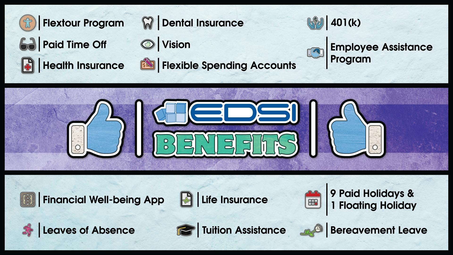 EDSI Benefits